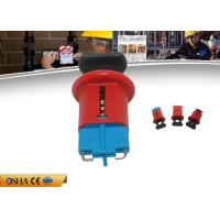 Buy cheap Miniature Circuit Breaker Lockout Security For Padlock Nylon PA Material from wholesalers