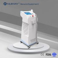 Buy cheap Home , spa , clinic Body hair removing machine , 808nm Diode laser waxing machine from wholesalers