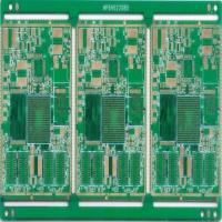 Buy cheap 12L UL94v-0 Multilayer PCB Board High Density IPC Standards ROHS Certificated from wholesalers