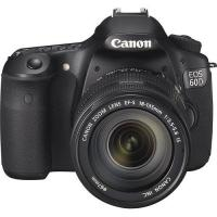 Buy cheap BRAND NEW Canon EOS 60D 18MP EF-S 18-135 IS Lens KIT-high definition video camera from wholesalers