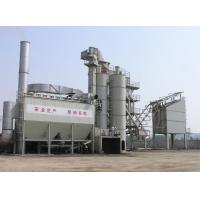 Buy cheap 95% screening efficiency Asphalt drum mix plant 0.6 stere air storage tank support mixing tower from Wholesalers