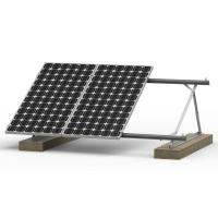 Buy cheap Flat Roof Solar Racking System from wholesalers