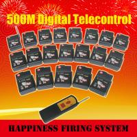 Buy cheap 20 channels/cues 500m wireless remote control sequential & salvo fireworks firing system from wholesalers