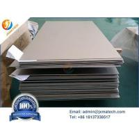 Buy cheap Kovar Sheet Alloy K / K94610 / ASTM F15 , Pernifer 2918, Dilvar P1, NILO K from wholesalers