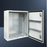 Buy cheap IP56 Protection Grade Control Panel Enclosure , Electrical Control Box Enclosures product