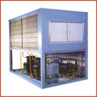 Air cooled chiller for industry area