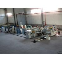 Buy cheap Automatic Slitting Line Machine For Stainless Steel , 0-120m/min Line Speed from wholesalers