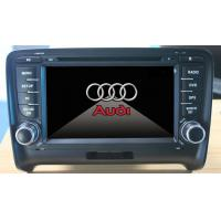 Buy cheap Digital TV Audi Car DVD Player , A2DP Car Stereo With Blue Tooth from wholesalers