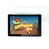 Buy cheap 7 Inch Glass surface Touch panel for Industrial Office control Build-in NFC, GPIO, PoE, RS232, RS485 from wholesalers