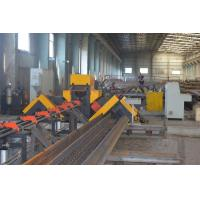 Buy cheap High Speed CNC Drilling and Marking Machine Line for Angle Bar Steel Tower from wholesalers