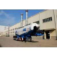 Buy cheap CLWHercules 9.3 m 3 31 tons of bulk cement transport semi-trailer axle FTW9404GS from wholesalers