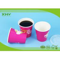 Buy cheap 10oz Top dia 90mm Double PE Coated Disposable Paper Cup For Cold Drinks 350ml from wholesalers