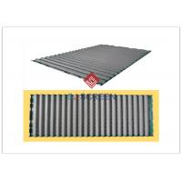 Buy cheap Derrick Flc 2000 / 48-30 PMD Rock Shaker Screen High Utilization Rate product