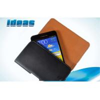 Buy cheap Hang Waist Mobile Phone Leather Cases Waterproof with magnetic flip from wholesalers