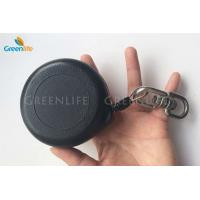 Buy cheap Self - Locking Retractable Tether Cord Quick - Stop Fall - Arrest With Round Pull Reel from wholesalers