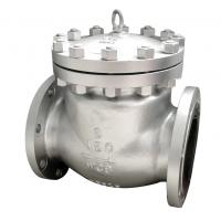 Buy cheap High temperature resistant Steel material Pressure Seal Swing Check Valve NPS2-36 Class 900-2500LB from wholesalers