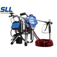 Buy cheap High Pressure Diaphragm Airless Putty Sprayer Industrial Cement Plaster Spraying Machine from wholesalers