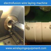 Buy cheap SOCKET ppr fittings Wire laying machine PC-63/315ZF electrofusion coupling coupler Wire Laying Machine from wholesalers