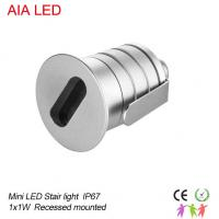 Buy cheap led stair light 1x3W outdoor waterproof IP67 mini LED spot light/LED stair light for parks from wholesalers