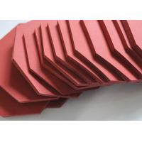 Buy cheap Closed Cell Silicone Foam Gasket Wear Resistant For Rubber Floor Covering from wholesalers