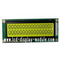 Buy cheap Big size Character LCD Display 16x2 dots character LCM 4Bit / 8Bit Parallel from wholesalers