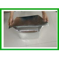 Buy cheap Foil easy storage insulated shipping box liners / insulating liner from wholesalers