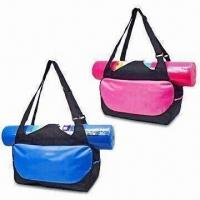 Buy cheap Yoga Bags, Various Colors are Available, Made of 420D Oxford from wholesalers