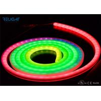Buy cheap High Brightness 5050 RGB 72W Dimmable Flexible LED Strip Lights For Home / Bar from wholesalers