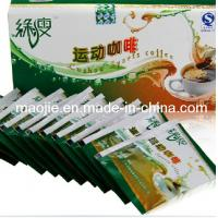 Buy cheap Lushou Sport Slimming Coffee Lose Weight  Fat Burn Slimming Coffee with Strong Effect from wholesalers
