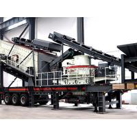 Buy cheap High efficiency of crushing, lower production costs,ZS Vertical Shaft Impact Crusher product