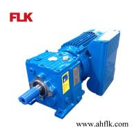 Buy cheap R17 Small helical inline gearbox/gear box/reducer with motor from wholesalers