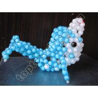 Buy cheap diy acrylic beaded dolphin figurine animal beaded gift decoration from wholesalers