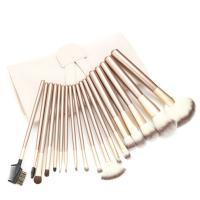 24pcs/set Professional Makeup Brush Set Non stick bacteria 500-760g