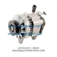 Buy cheap LR150-421C 8-944122-488-3 - ISUZU Alternator 12V 90A Alternadores 4JA1 4JB1 from wholesalers