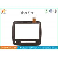 Buy cheap Black 13.3 Inch Car Touch Panel IIC Connector For Car GPS Navigation from wholesalers