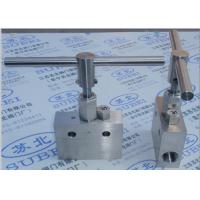 Buy cheap Chemical distribution Grooved Piping Systems / Female thread gate  stop valve from wholesalers