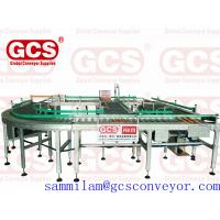 Buy cheap GCS PVC food belt conveyor belt/flat PVC conveyor belt with red rubber coating PVC conveyor belt/conveyor belt product from wholesalers