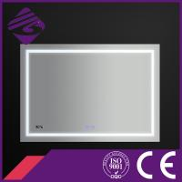 Buy cheap JNH167 Hot Selling Low Price Rectangle Chamfered Edge Mirror Beveled Mirror With Led Light  Made In China from wholesalers