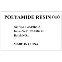 Buy cheap Alcohol Solvent / Alcohol Soluble Polyamide Resin For Printing Inks OEM from wholesalers