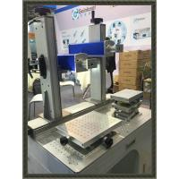Buy cheap Mini Fiber Laser Marking Machines for for metal,watches,camera,auto parts,buckles from Wholesalers