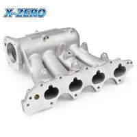 Buy cheap Honda Acura Cast Aftermarket Intake Manifold Upgrade EG EK DA DC2 B16A B16B B17A1 B18C5 from wholesalers