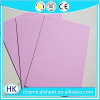 Buy cheap Paper Insole Board sheets having dimension 36 x 54 inches and a thickness of 2.0mm from wholesalers