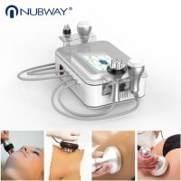 Buy cheap Top sale best 4 in1 ultrasonic cavitation rf slimming machine from wholesalers