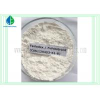 Buy cheap Faslodex Hormonal Fulvestrant Cutting Cycle Steroids 129453-61-8 For Breast Cancer Treatment product