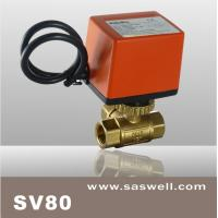Buy cheap Motorized ball Valve belimo type from wholesalers