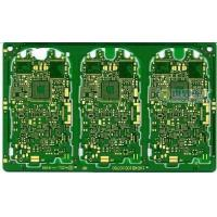Buy cheap High Temperature TG170 1.6mm PCB , Green Multilayer PCB Board from wholesalers