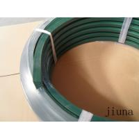 Buy cheap DIN Standard Green Polyurethane V Belt Hardness 90A For Paper Processing from wholesalers