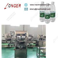 Buy cheap High Speed Hot Selling Automatic Plastic Round Bottle Sleeve Shrink Labeling Machine,Newest Bottle Sleeve Shrink Labelin from wholesalers