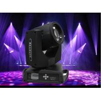 Buy cheap 230W 7R Sharpy Beam Moving Head Light / Disco Studio Theatre Stage Moving Heads from wholesalers
