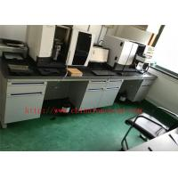 Buy cheap Steel Wood Lab Bench Manufacturer | Lab Side bench Supplier | Lab Central Bench Price from wholesalers